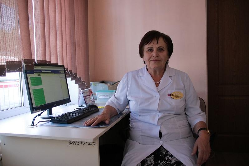 Педиатр с 44-летним стажем: Для людей самое главное - здоровье