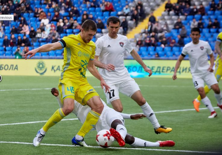 QPL: «Astana» «Qaısardy» iri eseppen jeńdi
