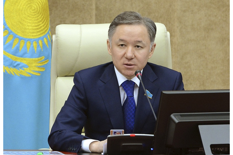 Majilis Speaker signs order to convene joint sitting of Kazakhstan Parliament