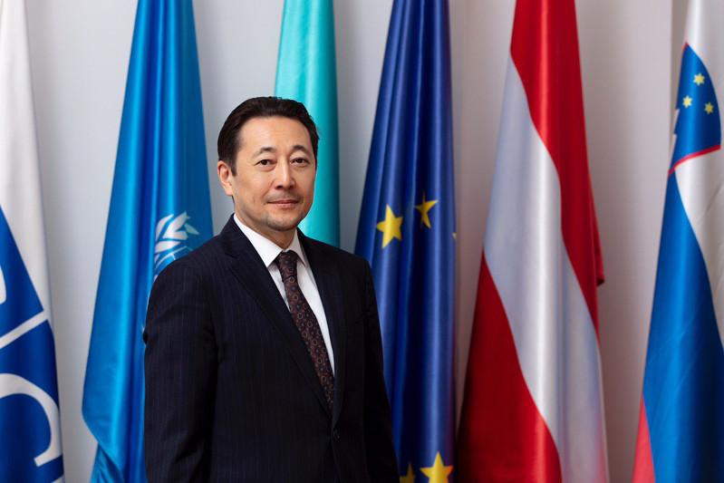 Kairat Sarybay on economic diplomacy of Kazakhstan in the center of Europe