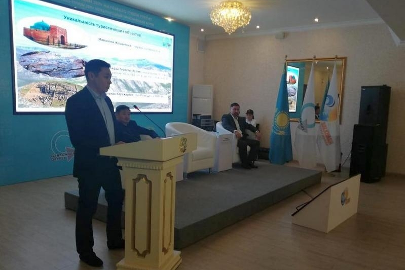 Балқаш, Ұлытау, Қарқаралы - Қарағанды облысында туризм дамытылатын аймақтар