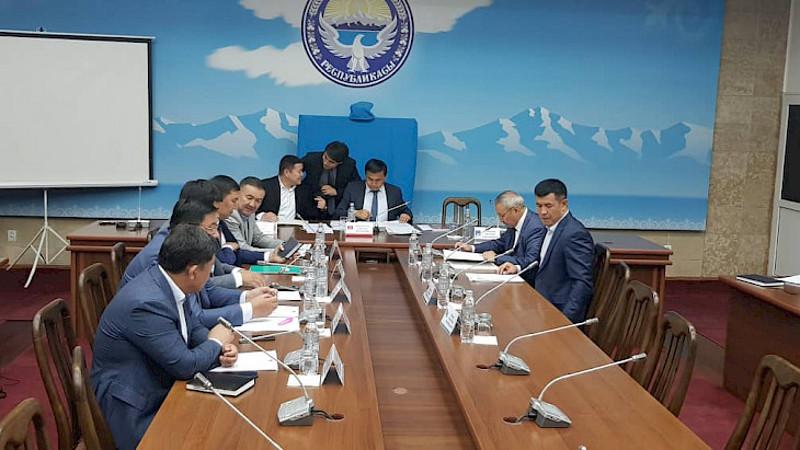 Ряд обвинений выдвинули против экс-президента Кыргызстана