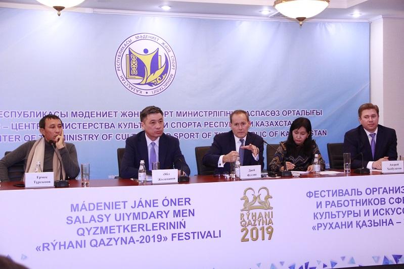 Голливудские продюсеры приедут в Нур-Султан