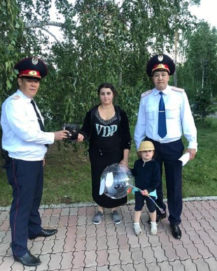 Россиянка едва не осталась без паспорта и денег в Павлодаре