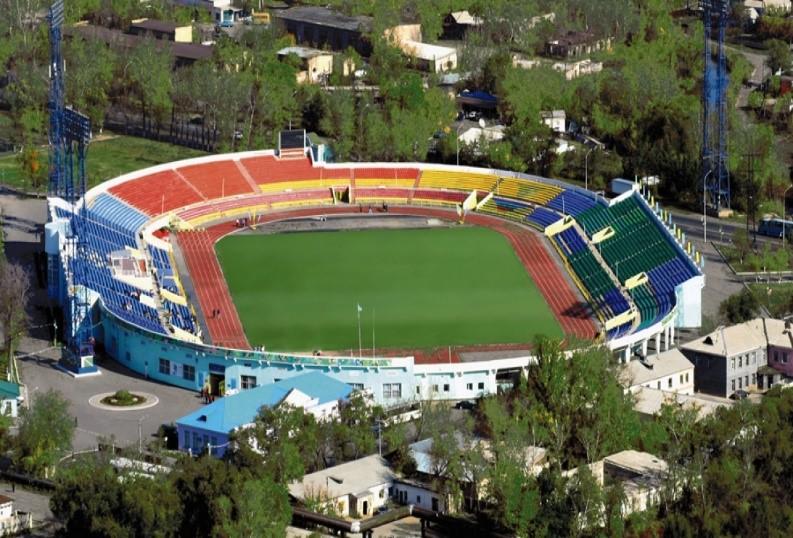 Атырау стадионы футбол өткізуге дайын