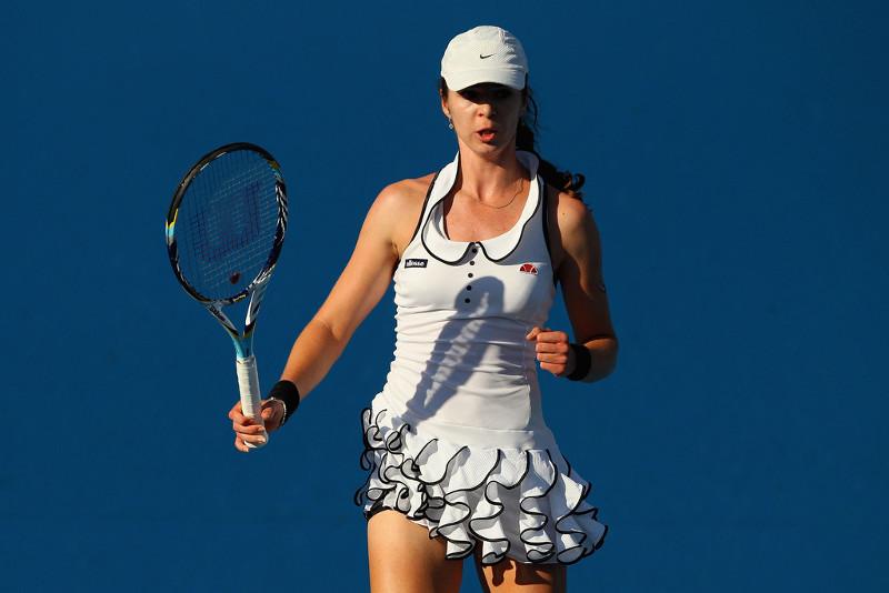 Теннис: Воскобоева жұптық сында Бирмингем турнирінің ширек финалына шықты