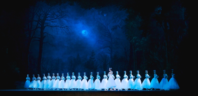 Ghostly spirits of maidens materialized in Astana Opera