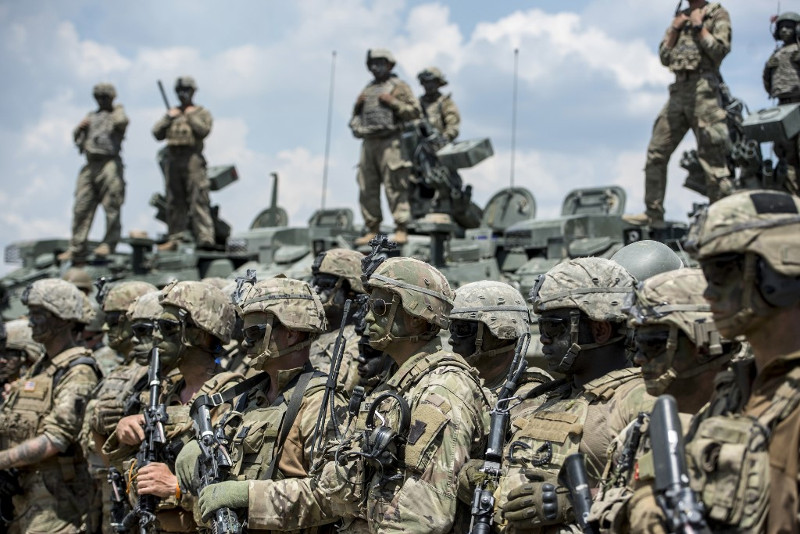U.S. to deploy about 1,000 additional troops to Middle East