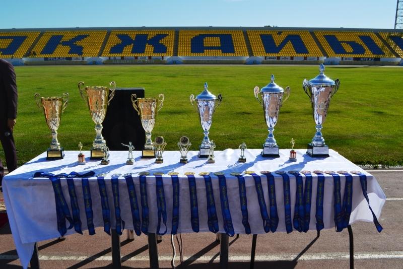 Серебряными призерами стали карагандинские полицейские на чемпионате МВД РК