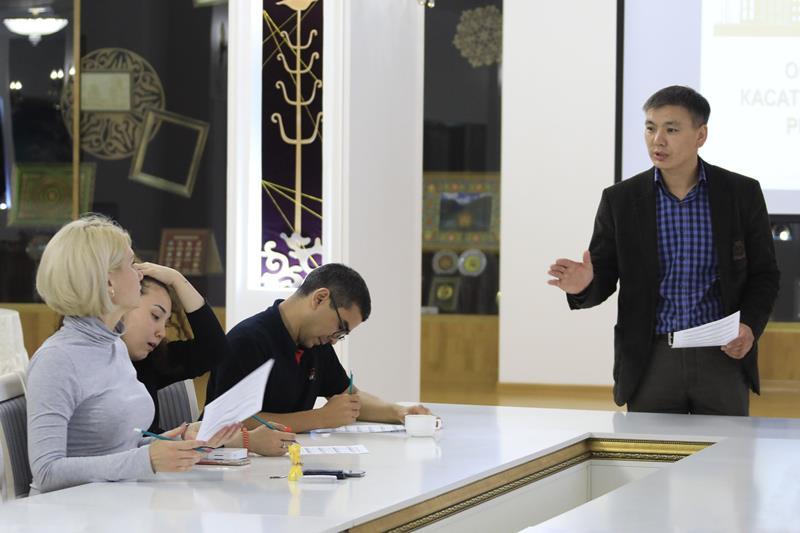 Обучающий семинар для журналистов провело Минобороны