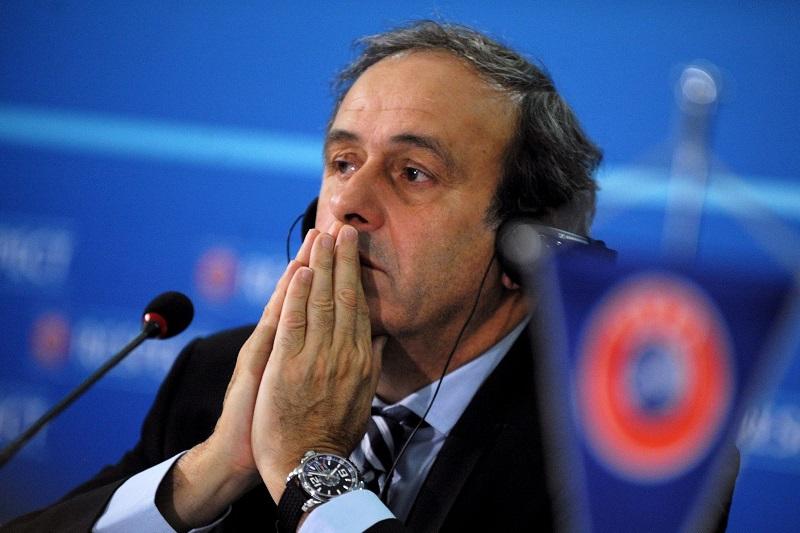 欧足联前主席主席因世界杯主办权受贿案在法国逮捕