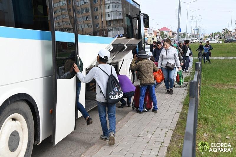 Еще десять многодетных семей переехали из Нур-Султана в Экибастуз