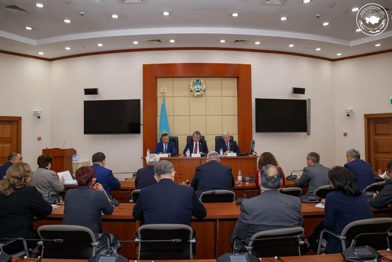 Жансеит Туймебаев: АНК сформирует свой кадровый резерв для продвижения