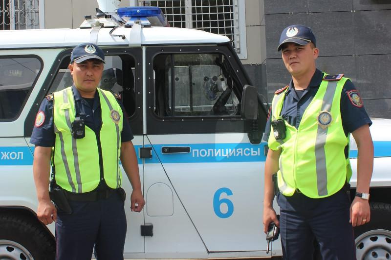 Полицей күнделігі: Суицидке бел буған бойжеткен, курсант ерлігі
