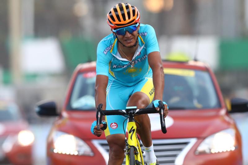 Astana's Zeits and Fraile crash down at Tour de Suisse Stage 4