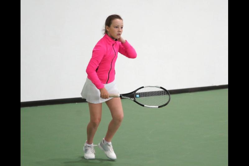 Петропавлда үлкен теннистен республикалық турнир өтіп жатыр