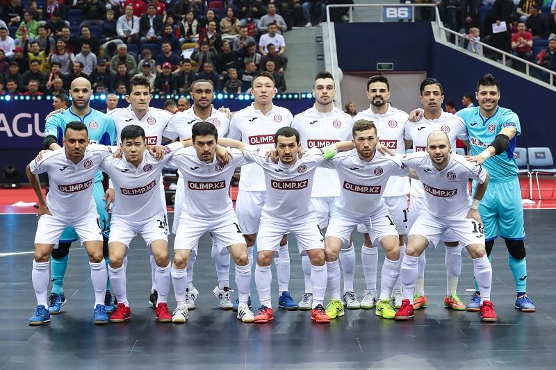 «Кайрат» возглавил клубный европейский рейтинг
