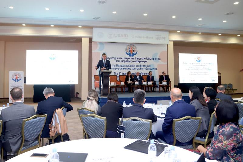 Казахстан лидирует в борьбе с туберкулезом среди стран Центральной Азии