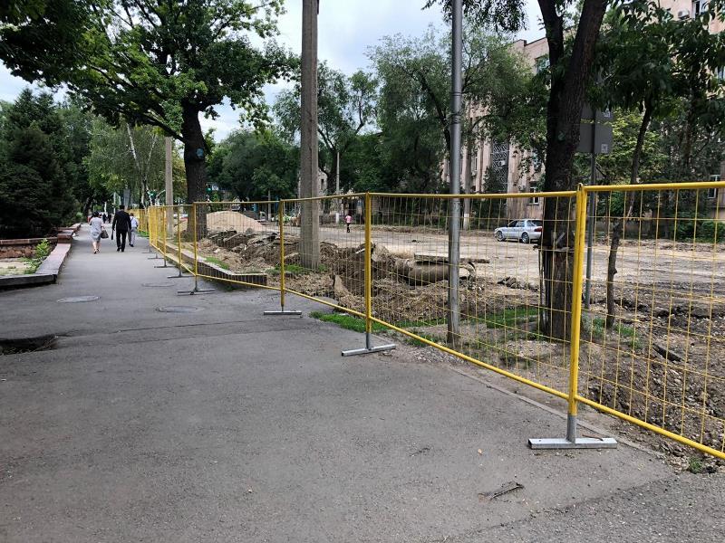 Движение автотранспорта по улице Жибек Жолы будет перекрыто в Алматы