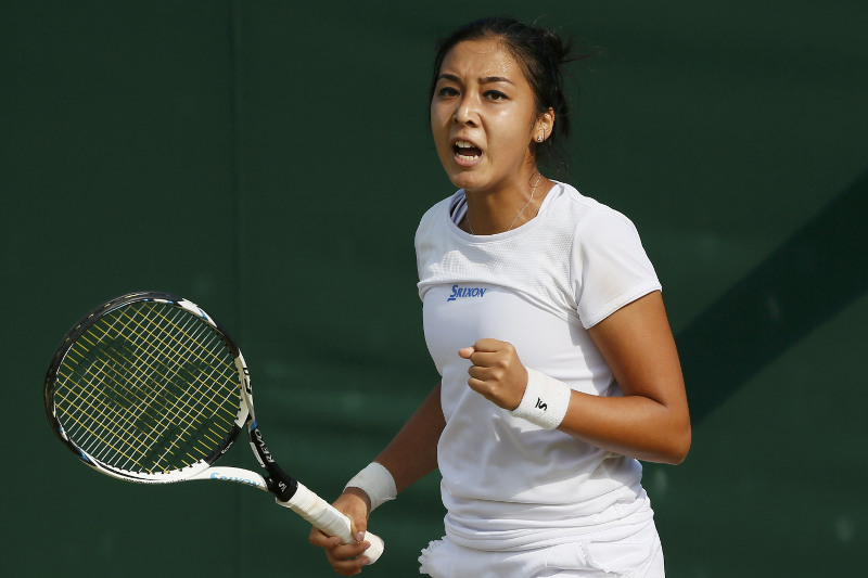 Kazakh Zarina Diyas upset in ITF Manchester Trophy final