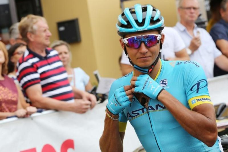 Astana's rider suffers fractures, to undergo surgery after Tour de Suisse crash