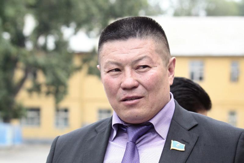Военно-патриотические сборы «Айбын» полезны для молодежи - Бахытбек Смагул