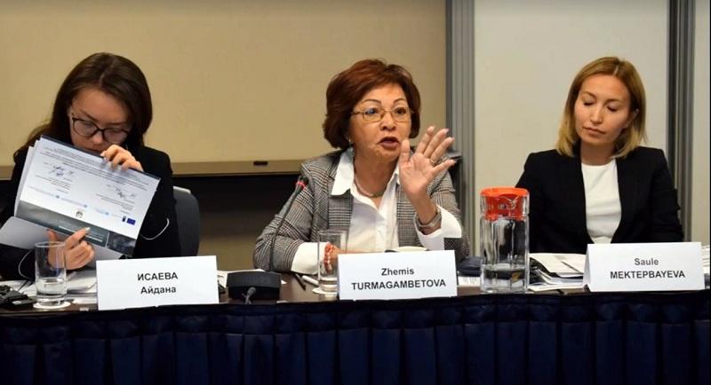 联合国反恐联合方案执行协调理事会首次会议在努尔-苏丹举行