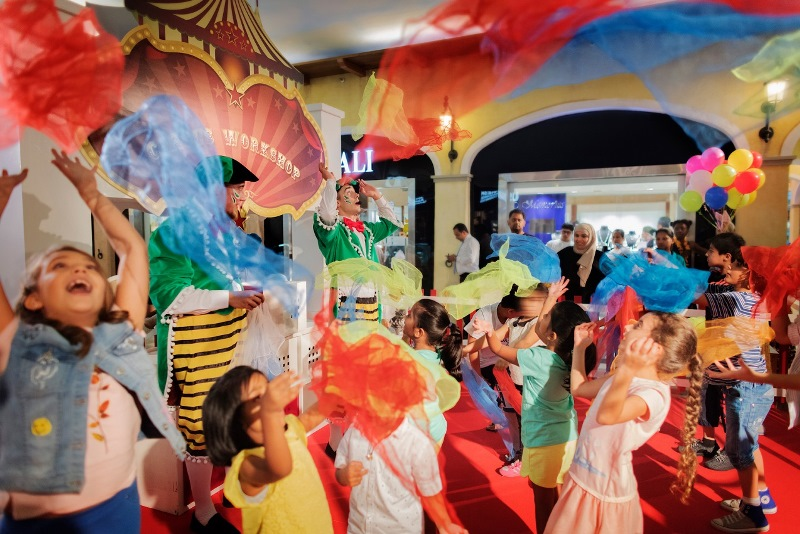 Dubai Summr Surprises kicks off this Friday
