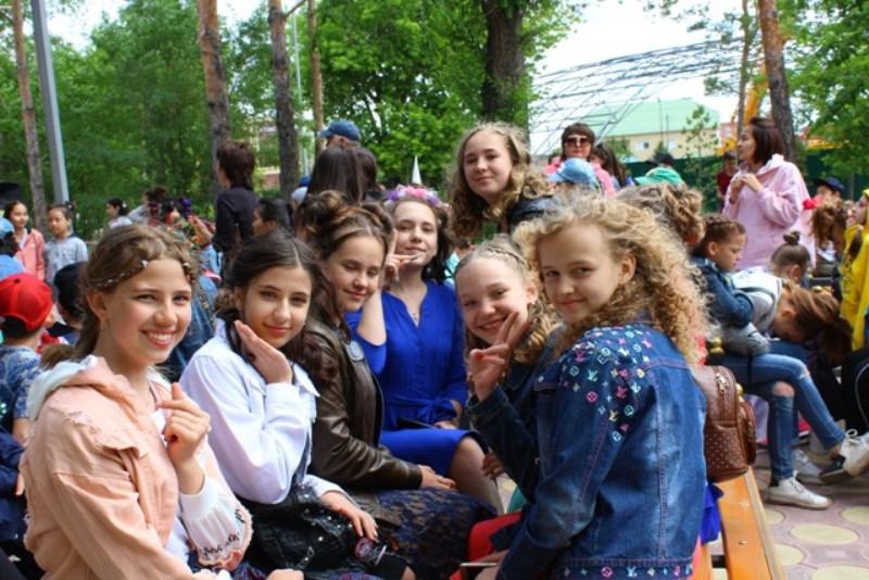 Павлодарда балалар шаш үлгісінің байқауы өтті
