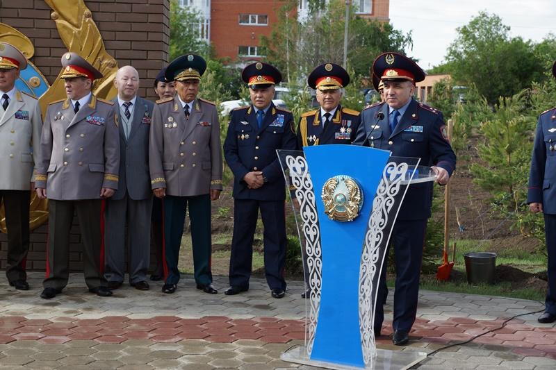 Лучшие молодые сотрудники полиции съехались на форум в Акмолинскую область