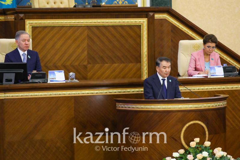 ҚР Конституциялық Кеңесі конституциялық заңдылықтың жай-күйі туралы жолдауын жариялады