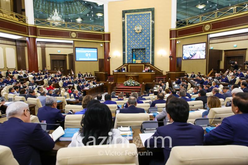 Парламент РК утвердил отчеты Правительства и Счетного комитета
