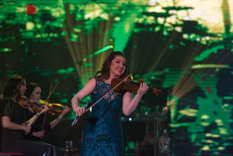 Лауреаты Фонда Первого Президента РК выступили с концертом в Алматы
