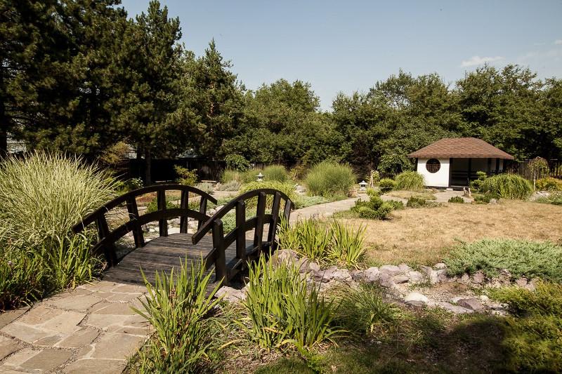 Ботанический сад Алматы закрывается на 4 месяца