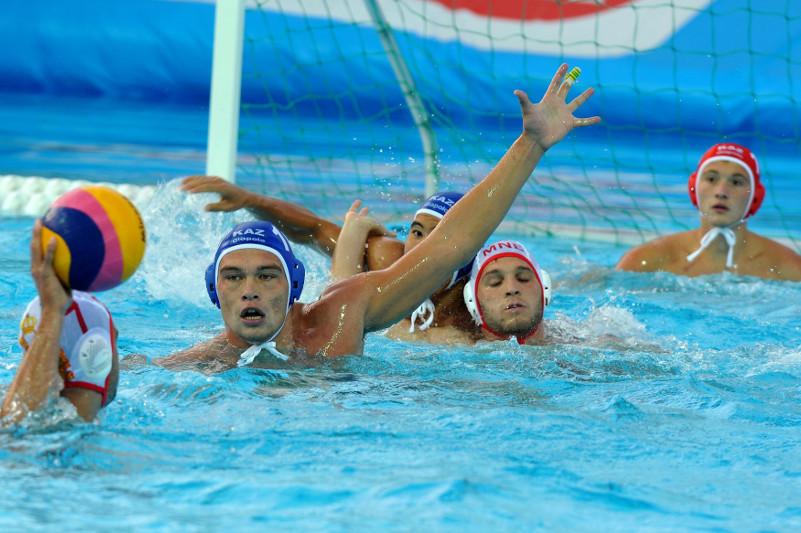 Казахстан уступил Австралии в матче суперфинала Мировой лиги по водному поло