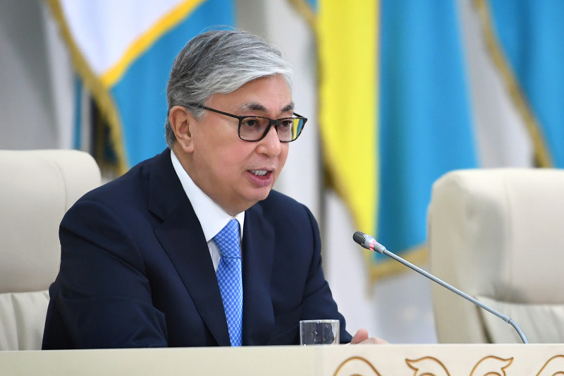 Kazakh President attends AIFC Management Council sitting