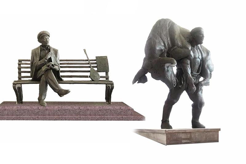Памятники Шамши Калдаякову и Балуану Шолаку установят в Алматы