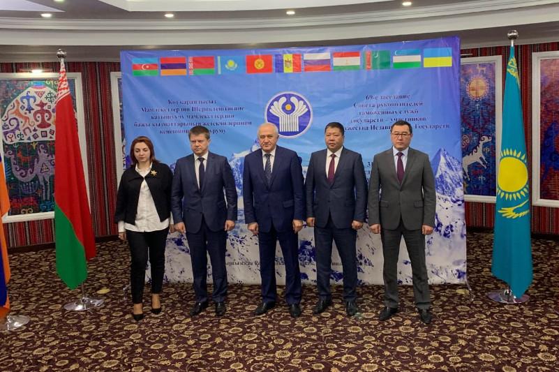 Казахстан принял участие в заседании Объединенной коллегии таможенных служб ТС