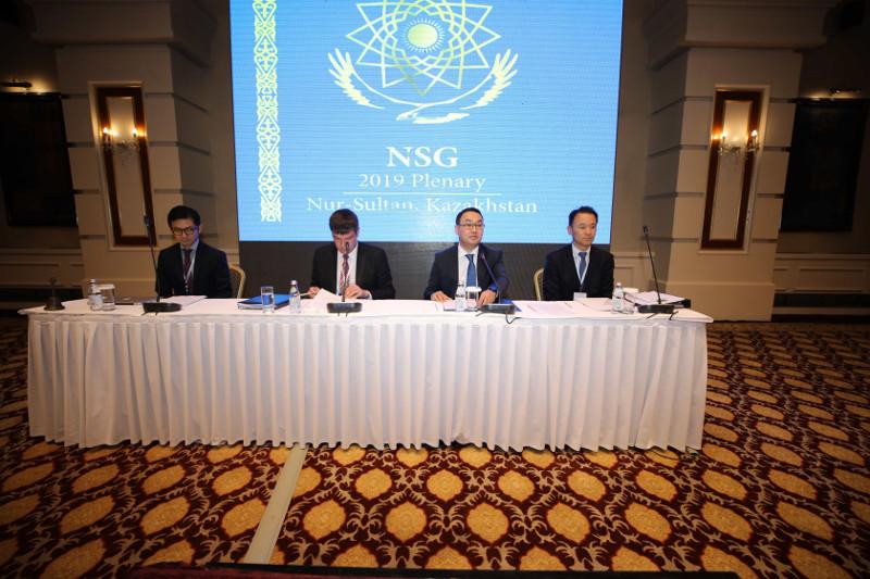 哈萨克斯坦接任核供应国集团轮值主席