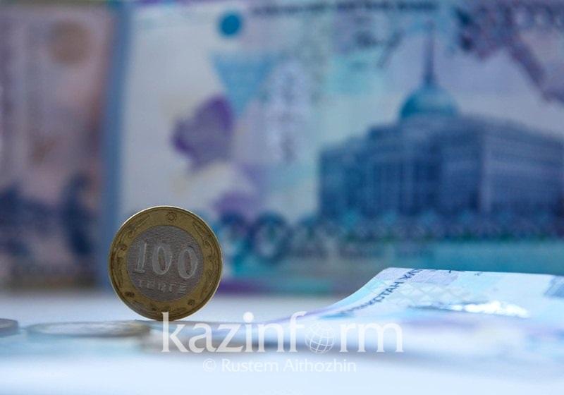 KASE: курс доллара упал на 4,4 тенге