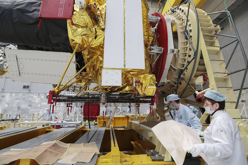 Launch of Spektr-RG space observatory delayed to backup date