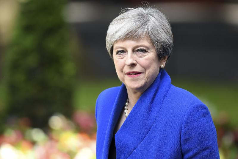 Theresa May congratulates Kassym-Jomart Tokayev on his election as President