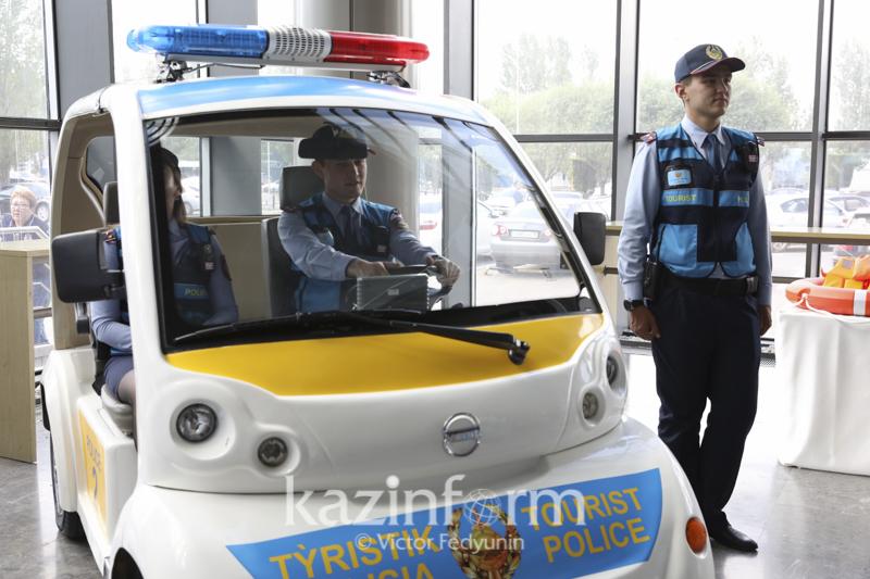 Туристская полиция зарекомендовала себя положительно - Ерлан Тургумбаев