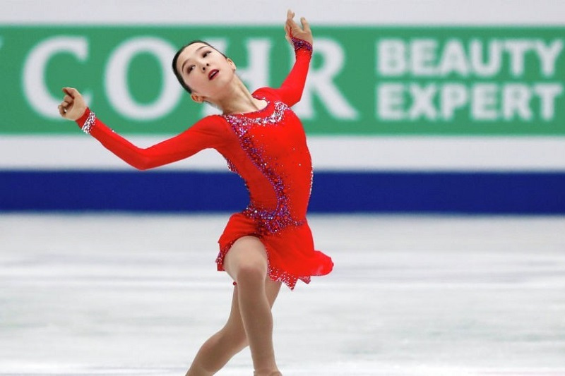 Kazakh Elizabet Tursynbaeva to compete in ISU Grand Prix series