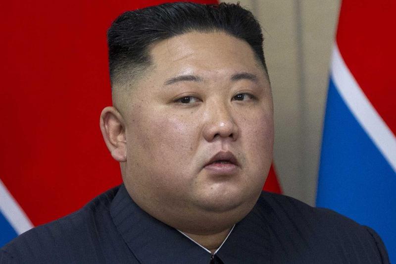 DRPK leader Kim Jong Un receives letter from Trump