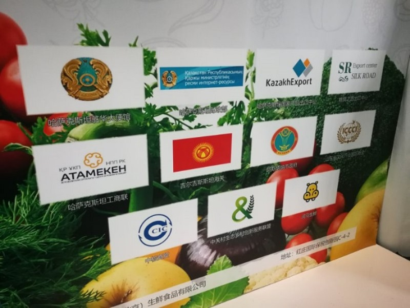 Kazakhstan showcases its agricultural export potential in China