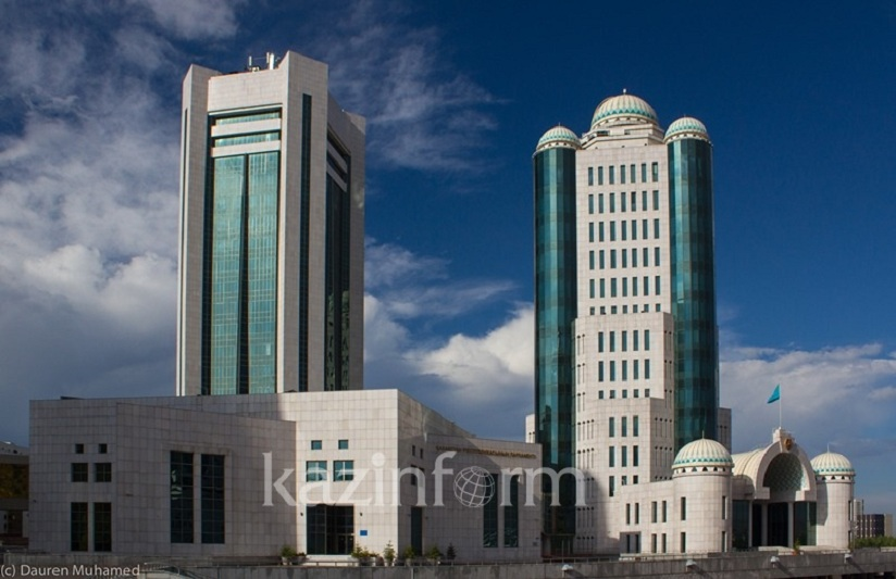 Kazakh Parliament to convene for joint session