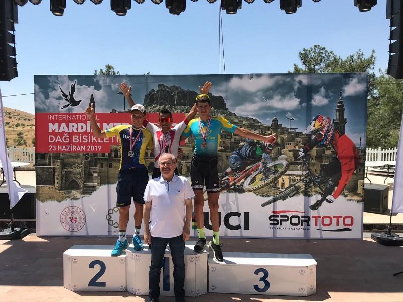 Казахстанец взял «бронзу» на турнире по маунтинбайку в Турции