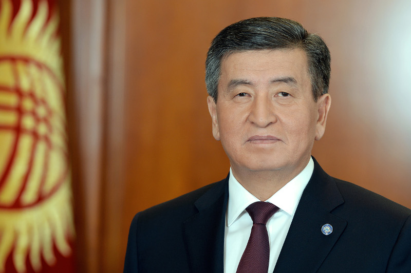 Turkic civilization played special role in history of humanity, Kyrgyz President