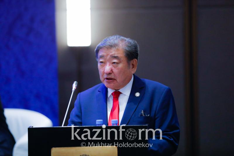 Kazakhstan strides ahead, 1st President of Mongolia